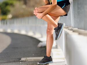 Ушиб колена можно получить в любой момент