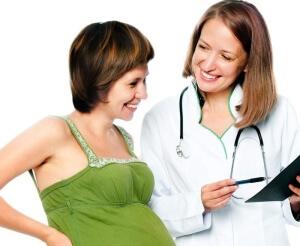 Беременные женщины склонны к развитию различных заболеваний
