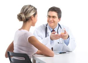 Диагностика начинается с осмотра пациента