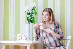 Цикорий очень полезен для беременных женщин
