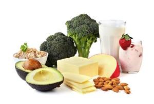 Во многих продуктах содержится калий