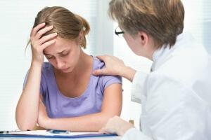 ВСД возникает из-за нарушений в психике человека