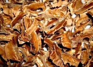 Ореховые перегородки