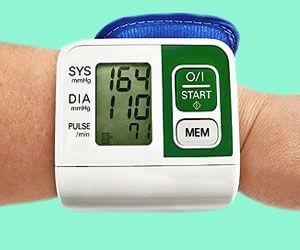 Электронный прибор измерения давления