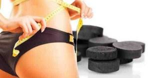 Активированный уголь для похудения