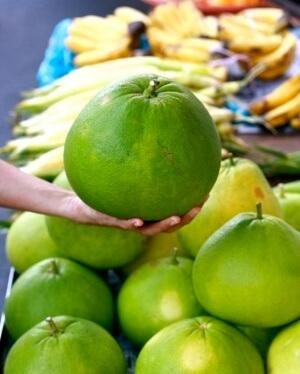 Зеленый цитрус