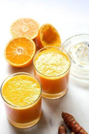 Витамины в апельсине