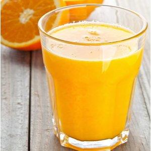 Калорийность апельсинового сока, пищевая ценность и минеральный состав
