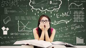 Во время зачетов и экзаменов