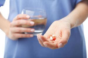Лечение аднексита при помощи таблеток