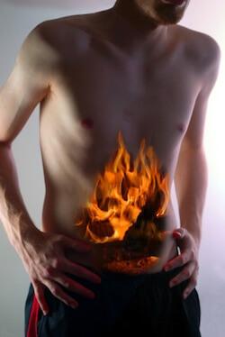 Повышенная кислотность желудка