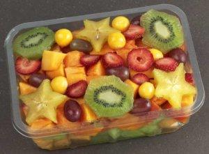 Пектин в фруктах