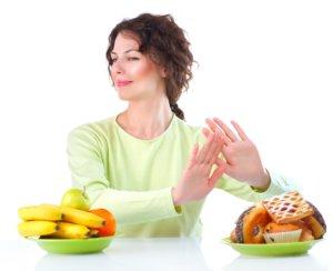 Надо соблюдать диету