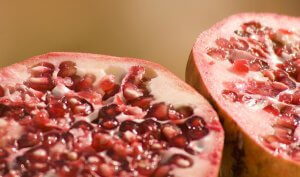 Гранат снижает холестерин