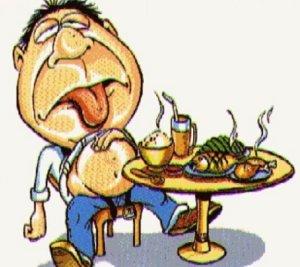 Полностью отказаться от вредной пищи