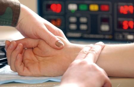 Пульс плохо прощупывается причины - Cardiologiy