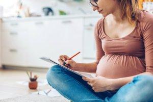 Болезнь у беременной