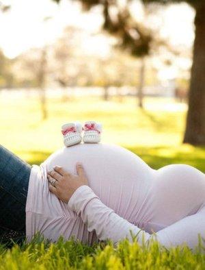 Нежелательно во время беременности