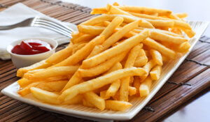 Вред жареного картофеля