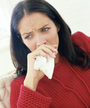 Воспаления носоглотки