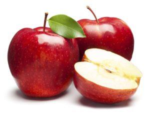 Яблоки полезны