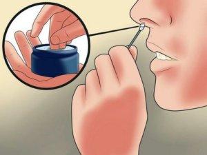 Мази для носа