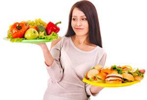 Выбор в пользу овощей