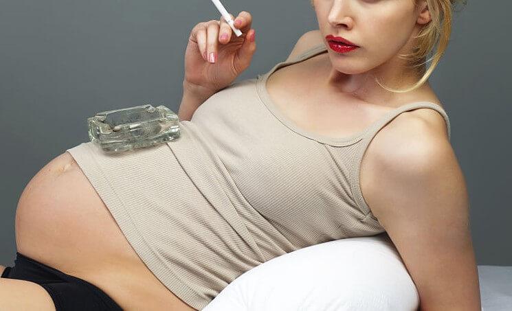 Беременность и курение как сигареты влияют на ребенка