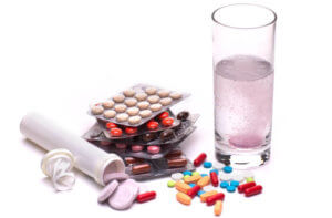 Действие препаратов