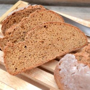 Сколько калорий в ржаном хлебе, полезные свойства