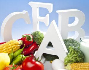 Применение витаминов