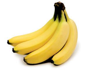 Употребление бананов