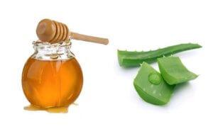 Алоэ и мед