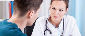Консультация у медика