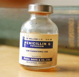 Пенициллиновый ряд