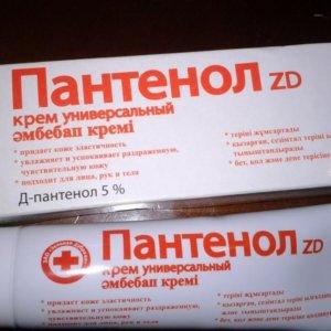 Пантенол крем: состав и особенности использования препарата