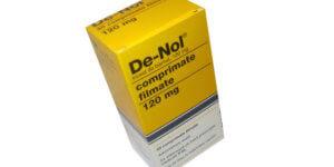 Де-Нол в борьбе с гастритом