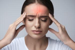 Головная боль при ВСД