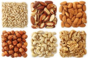 Выбор орехов