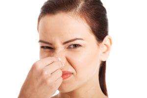 Неприятный запах из носа