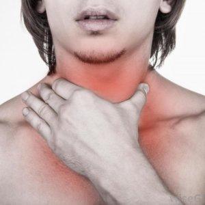Спазмы в горле