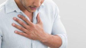 Спазмы в горле и груди