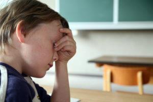 Детская утомляемость