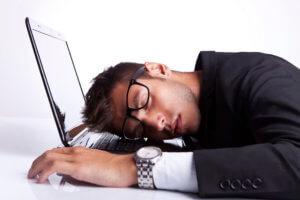 Чрезмерная утомляемость