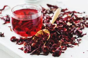 Польза чая Каркаде