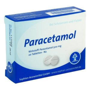 Эффективность Парацетамола