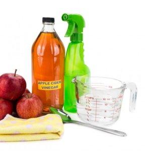 Как правильно ополаскивать волосы яблочным уксусом: правильная дозировка и технология
