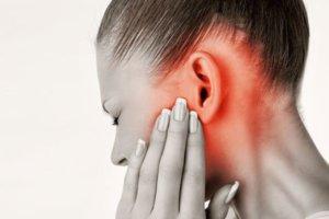 Сильные боли в ушах