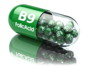 Фолиевая кислота: витамин B9