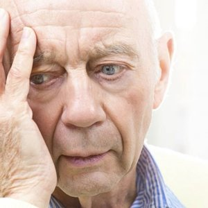 Возрастная деменция